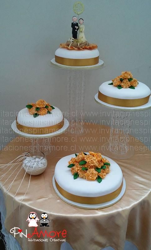Tortas De Novios Artesanales